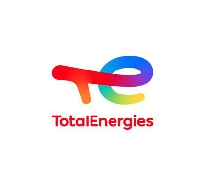 Nouveau logo Total Energies