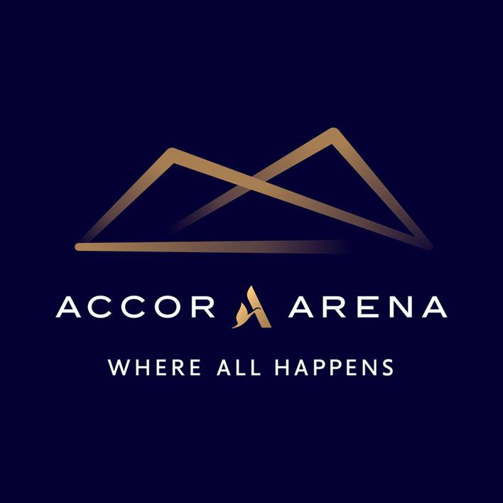 Accord Arena : nouvelle identité