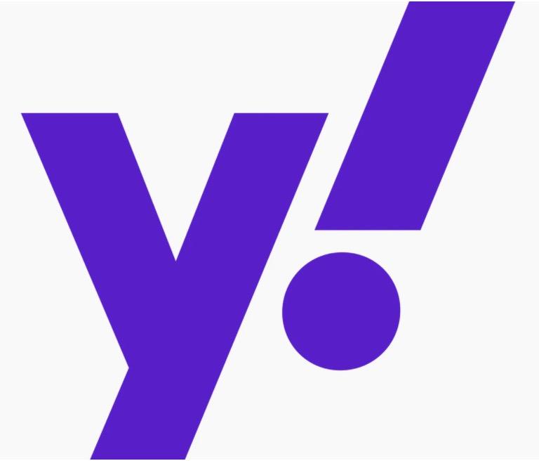 Nouveau logo Yahoo