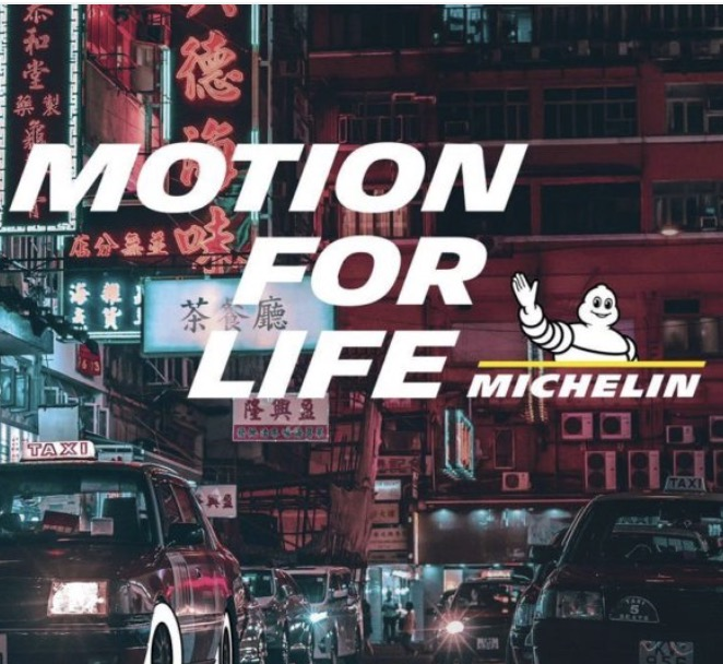 Michelin Motion for Life 2