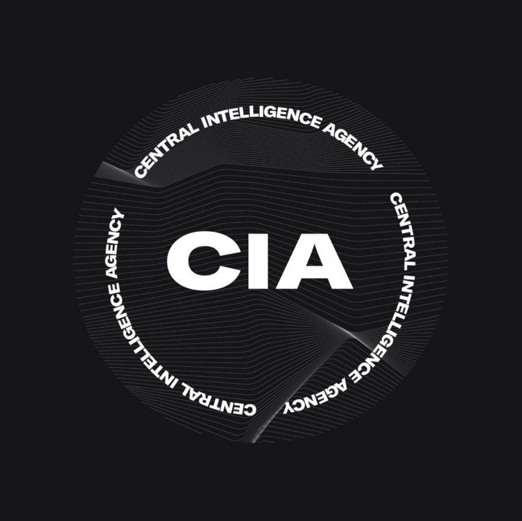 CIA nouveau logo