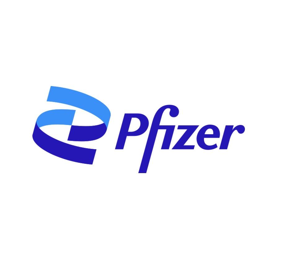 Pfizer nouveau logo