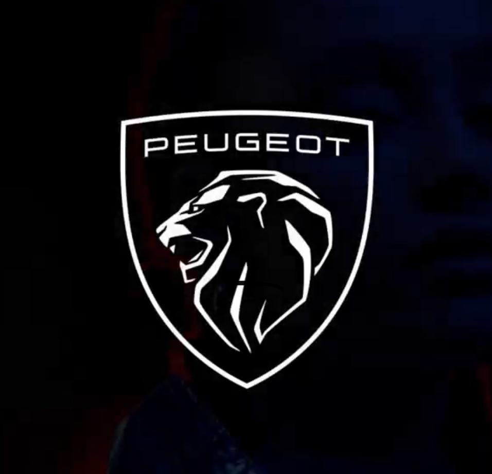 Peugeot nouveau logo