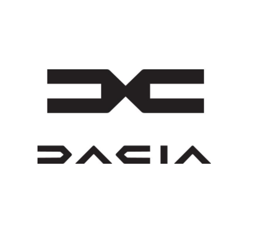 Dacia nouveau logo
