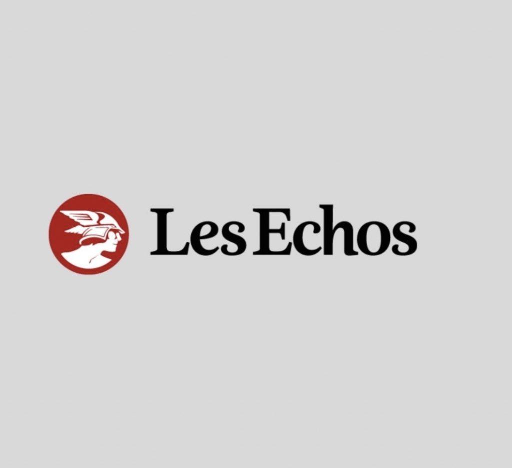 Les Echos nouveau logo