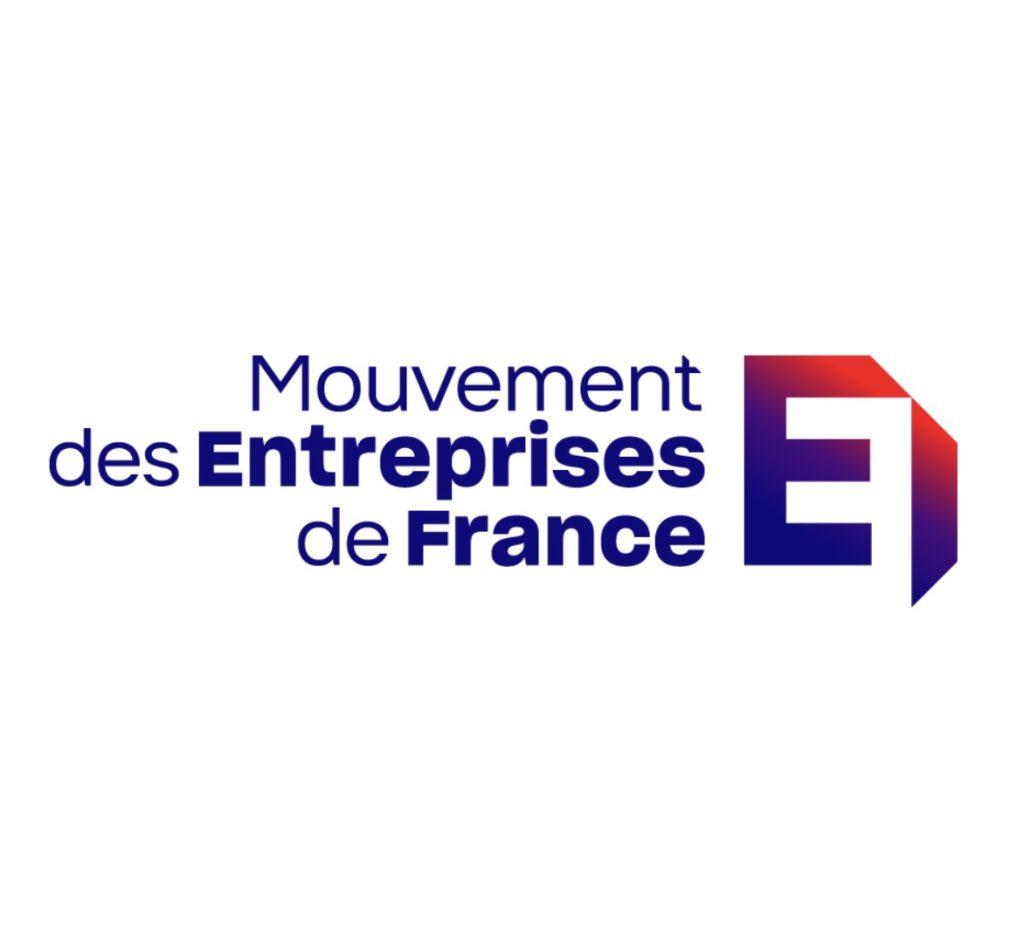 MEDEF nouveau logo